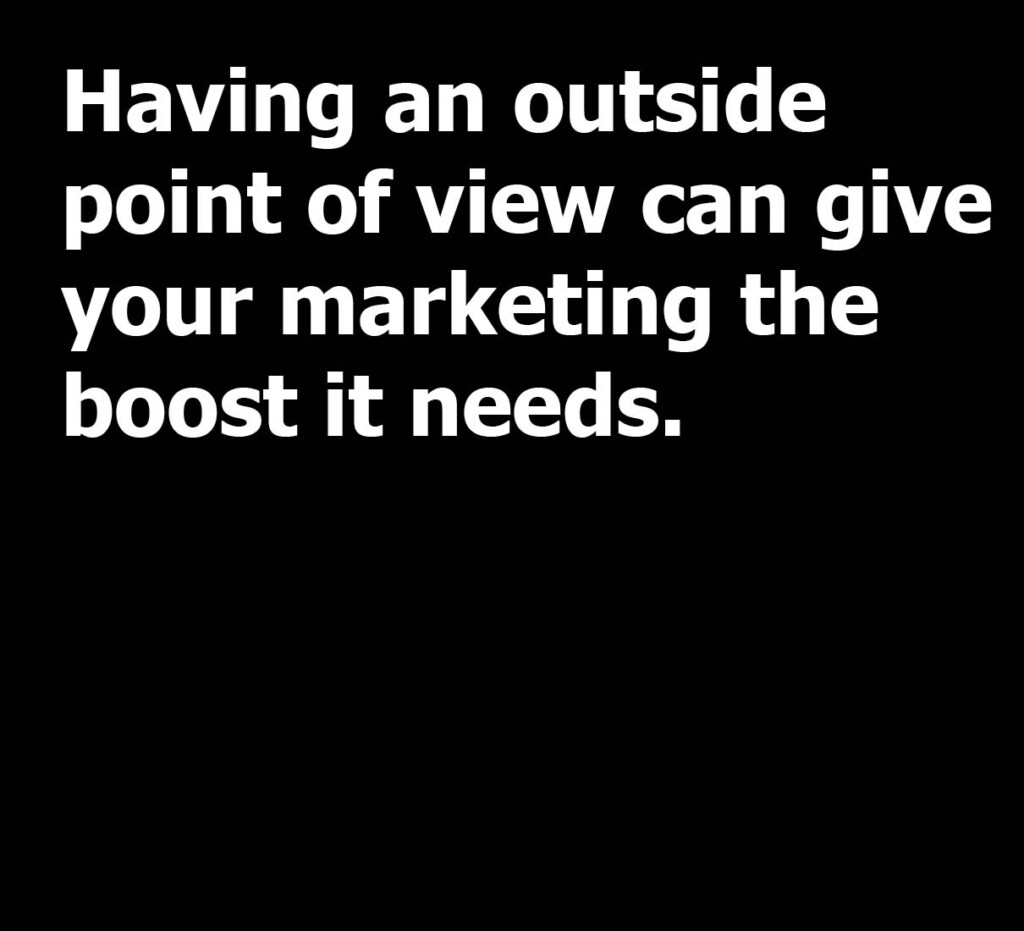 Outside point of view marketing | Tzar