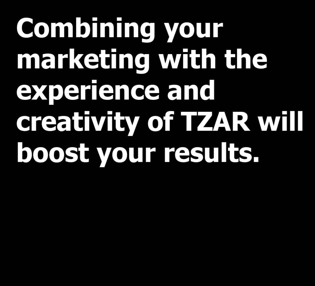 Sharing marketing experience | Tzar Agency