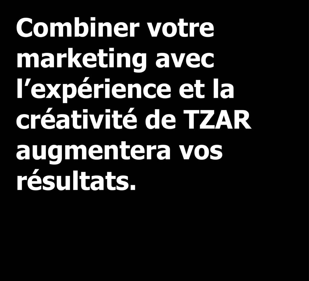 Marketing tzar